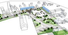 Cegłowo Concept City Plan
