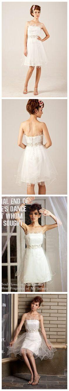 Falbala Neckline Silver Embroidery Belt Short Dress