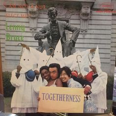 Lenny bruce Togetherness 10 Bananas it's yours