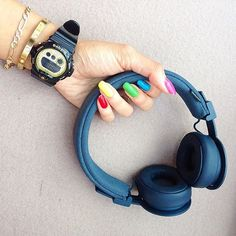 d248236dd03 Urbanears Plattan ADV Wireless | Wireless headphones Bluetooth Headphones,  Listening To Music, Digital Watch