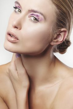 Beauty Editorial, Septum Ring, Colours, Model, Jewelry, Fashion, Moda, Jewels, Schmuck