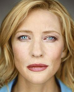 Cate Blanchett - Up Close & Personal -Celebrity Photography By Martin Schoeller