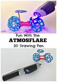 3D Drawing Pen - Fun