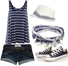 """""""beach day"""" by gbowdle37 on Polyvore"""
