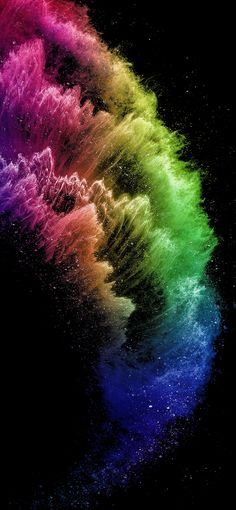 Rainbow iPhone 11 Pro Max wallpaper for iPhone pro Handy Wallpaper, Iphone Homescreen Wallpaper, Abstract Iphone Wallpaper, Apple Wallpaper Iphone, Phone Screen Wallpaper, Rainbow Wallpaper, Wallpaper Space, Iphone Background Wallpaper, Cellphone Wallpaper