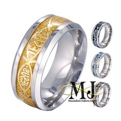 4b8517b4787a8 Prayers Band, Christian Prayers, Rings For Men, Band Rings, Spotlight, Ring