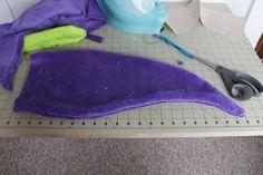 Grosgrain: Mermaid Tail Blanket: Free Pattern