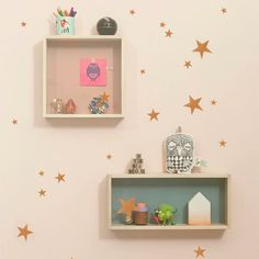 Mini Stars Wallsticker