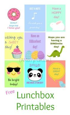 Encourage kids at school with these fun, free lunchbox printables. These nine de… Encourage kids at school with these fun, free lunchbox printables. These nine designs make it easy to have cheery lunchbox notes ready to go into lunches in the morning. Lunchbox Notes For Kids, Kids Notes, Kids Lunch For School, School Lunches, Box Lunches, School Ideas, Lunchbox Kids, Kindergarten Lunch, Toddler Lunches