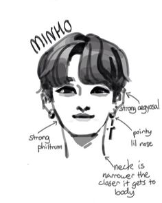 Credit to Artist you're amazing🤧 Drawing Tips, Drawing Reference, Kids Fans, Kpop Drawings, Kid Memes, K Idol, Kpop Fanart, Lee Know, Art Tips