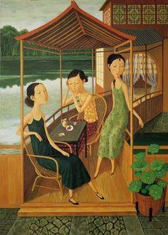Shuai Mei Contemporary Chinese Artist ~ Blog of an Art Admirer