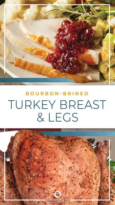 Only serving Thanksgiving dinner for a few this year? No need to prepare a whole turkey! This recipe is perfect for a small crowd.