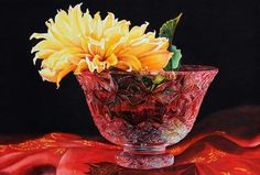 Painted by Soon Y. Warren