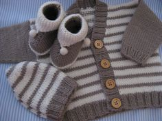 Ravelry: Project Gallery for Striped jacket pattern by Sarah Hatton