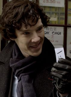 #Sherlock - The Blind Banker