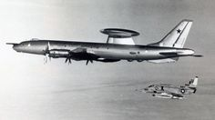 Tu-95MR was a modified version of the Tu-95 *