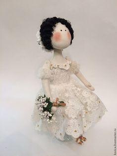 Куклы тыквоголовки ручной работы. Ярмарка Мастеров - ручная работа Майя - авторская кукла ( KOVICA). Handmade.