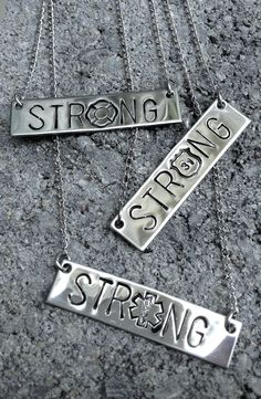 Public Service (Fire Department, Police Department, Paramedic, EMT) STRONG- NEXT Business Day Shipping!! on Etsy, $10.00