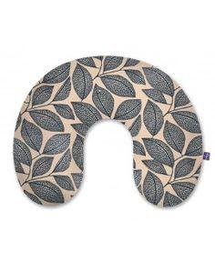 Almofada de Pescoço Folhas