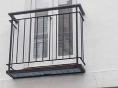 Juliet Balcony – TK FabricationsTK Fabrications - All About Balcony Metal Railings, Stair Handrail, Glass Railing, Juliette Balcony, Balcony Doors, Iron Balcony, French Balcony, Balcony Railing Design, Sliding French Doors