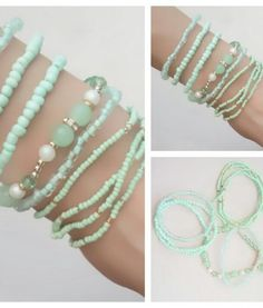 Bracelets boho tendance 2017