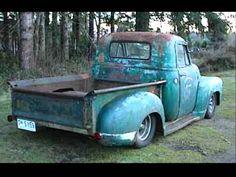 Rat Rod Truck   Classic Rat Rod Trucks Set#4 - YouTube
