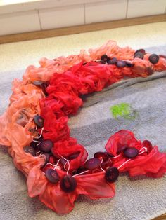 Formfiksering i silke