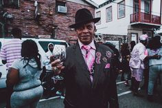 Patrick Melon has become a documentarian of black culture in a city where it is simultaneously being celebrated and destroyed New Orleans, Cowboy Hats, Culture, Celebrities, People, Black, Instagram, Fashion, Moda