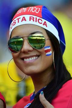 Costa Rica #CRC at 2014 FIFA #WorldCup Brazil