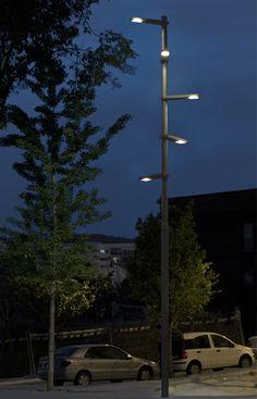 Rama LED | santa cole | street light