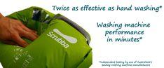 The Scrubba Wash Bag – Welcome
