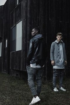 John Elliott + Co. 2015 Fall/Winter Delivery 3 Lookbook