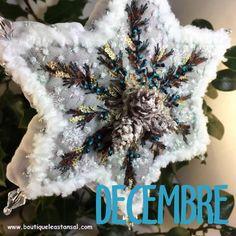 Etoile du mois de décembre