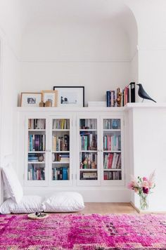 Home Design Ideas: Home Decorating Ideas Furniture Home Decorating Ideas Furniture White bookcase styling