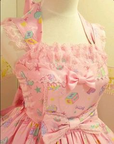 Lolita Fashion #sweetlolita #kawaii #pink