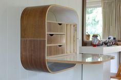 Wall Desk - Vurv Design Studio