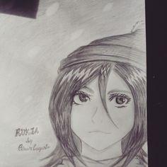Rukia Kuchiki - #Bleach