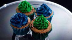 Matching cupcakes #laraslittletreats #cupcakes
