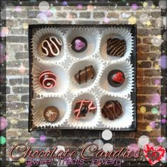Chocolate Candies~ By Sweet Treats Jewelry~