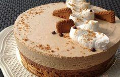 Entremet craquant mousse chocolat et spéculoos - Baking Recipes, Cake Recipes, Dessert Recipes, Mousse Speculoos, Dessert Speculoos, Thermomix Desserts, Chocolate Mousse Cake, Cake & Co, Mocca