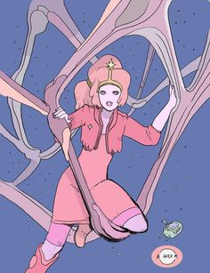 """royalboiler: """" I drew a #moebiustime drawing based on this Moebius drawing """" by…"""