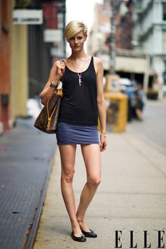 wish i looked like this - seriously, how do you get that skinny!?