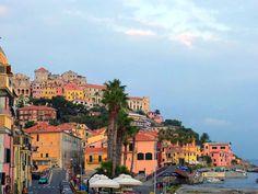 La ciudad italiana de Imperia.