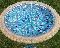 bird+ bath,+ mosaic,+birdbath,+garden,+decor,+ornament,+water,+