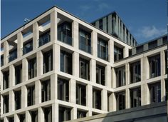 10 Paternoster Square, London EC4 : Working : Projects : Eric Parry Architects London