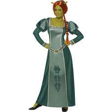 Ladies Shrek Fiona Costume- Idea for my dress.  sc 1 st  Pinterest & 23 best TV and Film images on Pinterest | Tv Argos and Argus panoptes