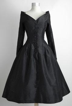 1950's Ceil Chapman Dress
