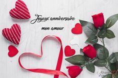 24 Best Joyeux Anniversaire Mon Amour Images In 2019