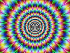 Trippy images are always fun to look at. Whether they are digial or print, psychedelic Images are inspirational in every moment of the day. Optical Illusion Wallpaper, Trippy Wallpaper, Wallpaper Desktop, Coordination Des Couleurs, Reference Drawing, Drugs Art, Acid Jazz, Psy Art, Somebody To Love