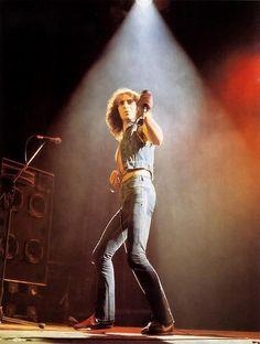 Best frontman that ever lived!! Happy birthday Bon Scott